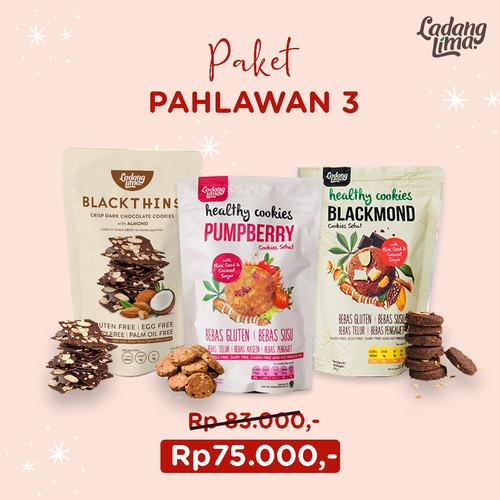 Foto Produk PAKET PAHLAWAN 3 dari Official Ladang Lima
