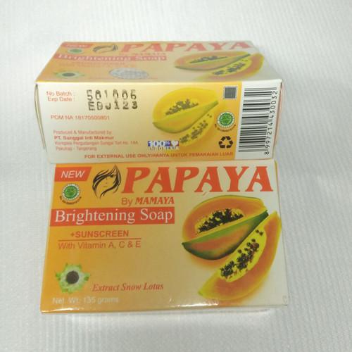 Cream Rdl Papaya Untuk Jerawat