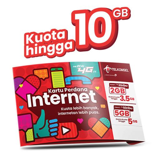 Foto Produk Internet Stater Pack 50K dari Telkomsel