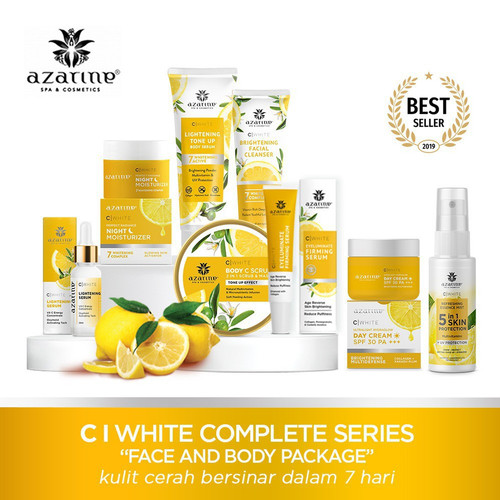 Foto Produk Azarine C White Complete Series - Face and Body Package dari Azarine Cosmetics