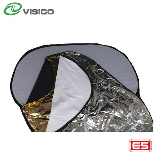 Foto Produk VISICO RD-024 Reflector 5-in-1 size 92 x 122 cm dari Bursaproduk