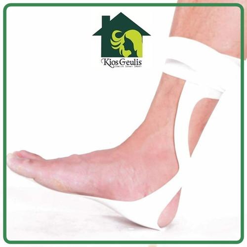 Foto Produk AFO Ankle Foot Orthosis Anke Brace Drop Foot Kaki Lumpuh Karena Stroke - S Kiri dari KiosGeulis