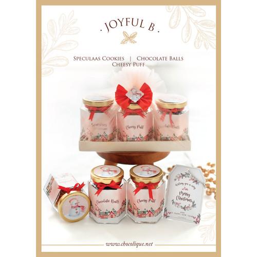 Foto Produk Joyful B Hampers Parcel Natal dari Chocolique