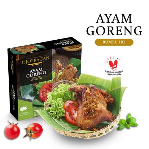 Foto Produk AYAM GORENG (2 POTONG) dari Djoeragan Food