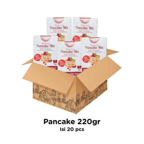 Foto Produk Pancake Mix 220gr Kartonan dari Official Ladang Lima