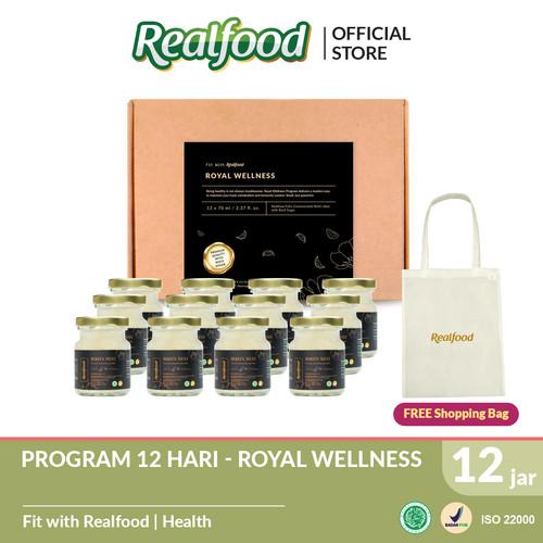 Foto Produk Realfood Royal Wellness Free Shopping Bag dari Realfood