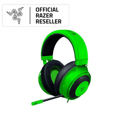 Foto Produk Razer Kraken- Multi Platform 2019 - Green -Wired Headset Gaming dari Razer Store