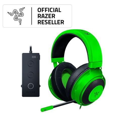 Foto Produk Razer Kraken Tournament Edition (TE) Esports Gaming Headset - Green dari Razer Store