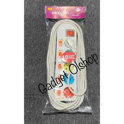 Foto Produk Stop Kontak on off Multipro 5Lb Kabel 10M - Stop Kontak Multipro dari Gadget olshop