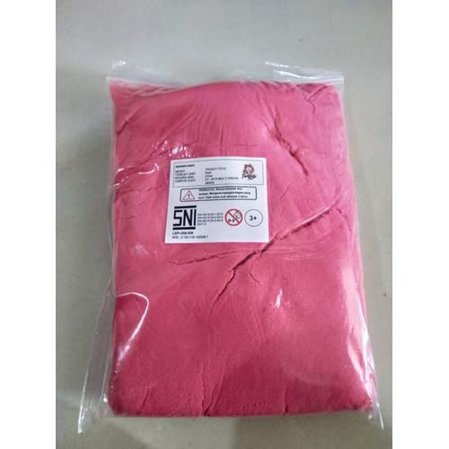 Foto Produk Magic Sand Refill 1 KG - Mainan Pasir Kinetik - Merah dari TweedyToys