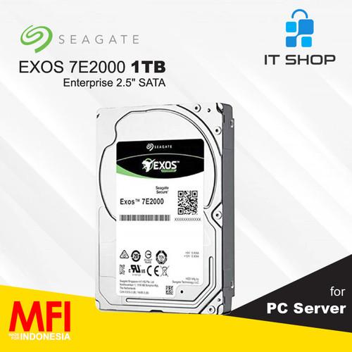 Foto Produk Seagate Exos 7E2000 - 1TB dari IT-SHOP-ONLINE