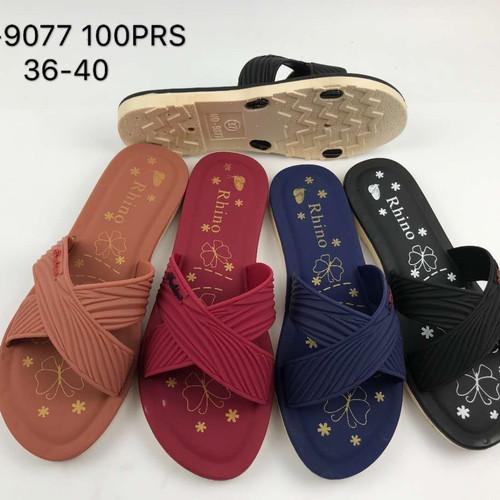Foto Produk Sandal Wanita Premium Layers Silang - Sendal jelly Sandal karet cewek dari Gracia OS