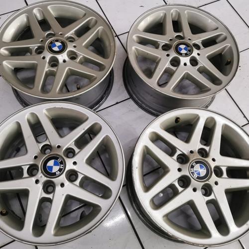 Foto Produk VELG BMW 318i E46 R15 - ORIGINAL (4 PC) dari SG Ban