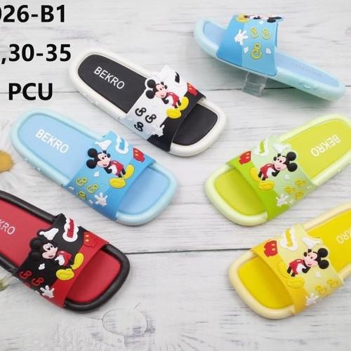 Foto Produk Sandal Anak Mickey Mouse - Sendal jelly Sandal karet Sandal selop anak dari Gracia OS