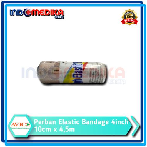 Foto Produk Perban Elastic Bandage 4 inch - Perban elastis 4 Inch 10cm x 4,5m dari INDOMEDIKA JAKARTA