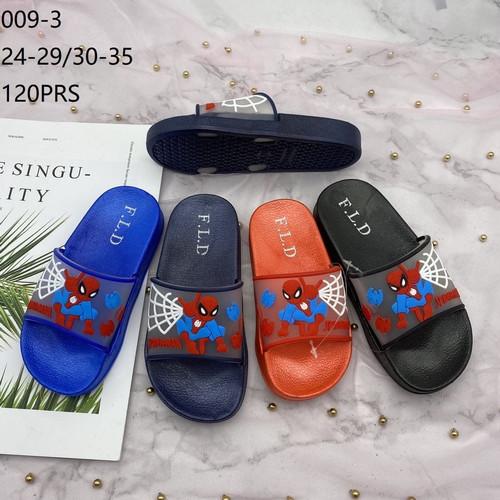 Foto Produk Sandal Anak Spiderman - Sendal selop anak sandal karet sandal jelly dari Gracia OS