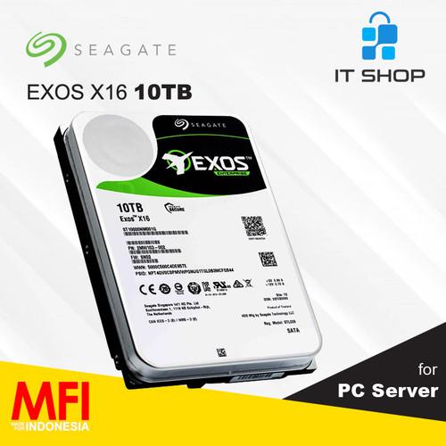 Foto Produk Seagate Exos X16 - 10TB dari IT-SHOP-ONLINE