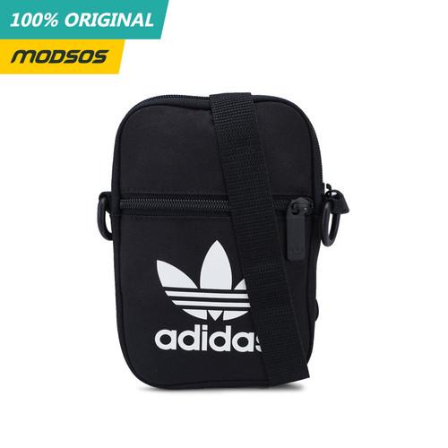 Foto Produk Tas Sling bag Adidas Fest 200 Black Original dari Modsos