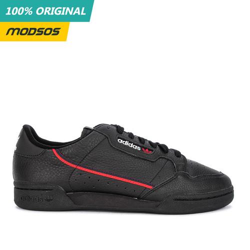 Foto Produk Sepatu Sneakers Pria Adidas continental 80 Black Original dari Modsos