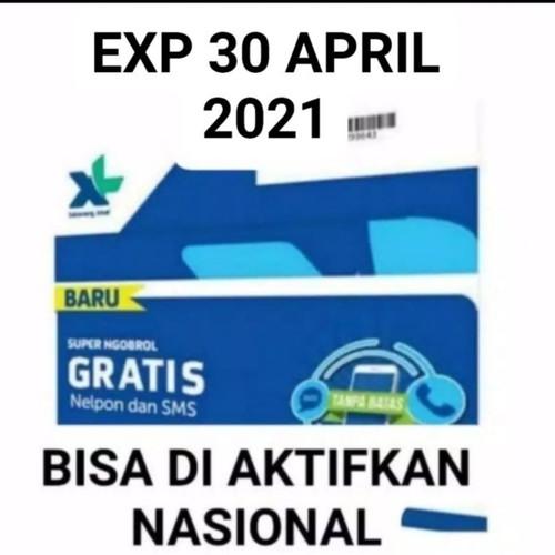 Foto Produk kartu perdana XL 4G grosir murah / eceran segel ex 31 agustus 2018 dari ARLAND STORE