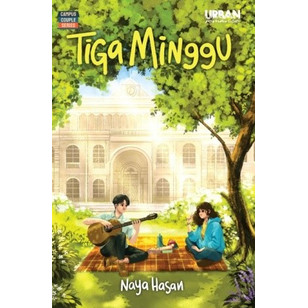 Foto Produk Buku Novel Campus Couple Series: Tiga Minggu dari Mizanstore