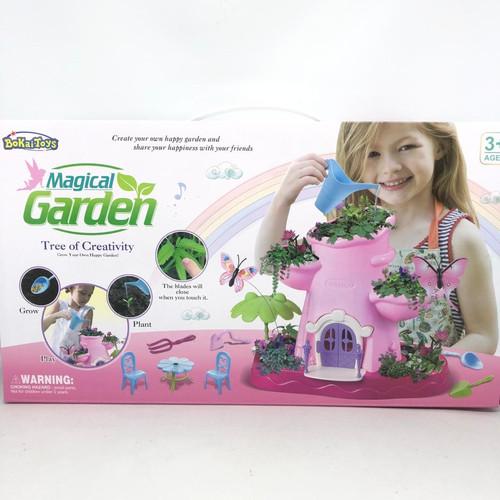 Foto Produk Mainan anak magical garden / menanam pohon DIY / berkebun dari bintangjaya toys