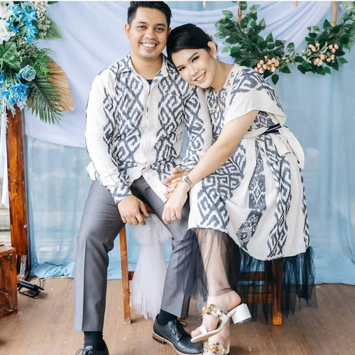 Jual Couple Baju Tenun Blanket Troso 006 S Kab Jepara Motive Weaving Tokopedia