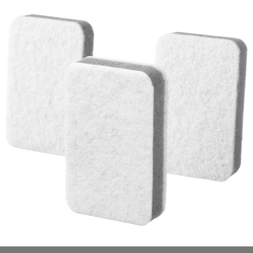 Foto Produk Spon/Busa Cuci Piring (IKEA SVAMPIG) - Set Isi 3Pcs dari dedengkot wallpaper