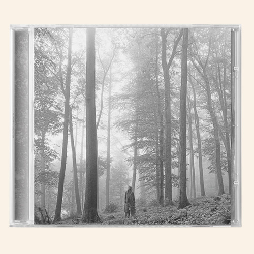 Foto Produk CD Taylor Swift - folklore - Deluxe - Original - Import dari my SY
