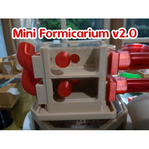 Foto Produk Mini Formicarium (Ant Nest) Versi 2 dari Bali 3D