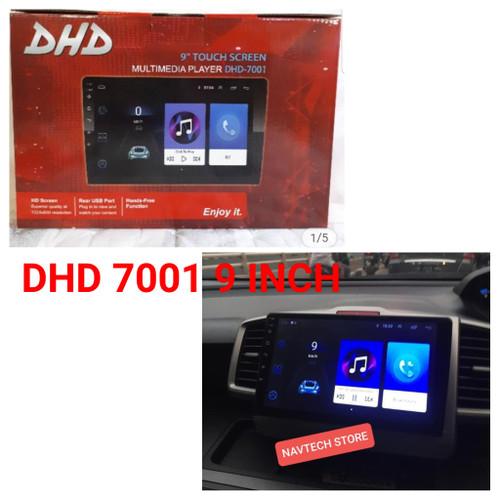 Foto Produk Head unit android 9 inch universal murah setara dhd,orca,,mtech - Unit saja dari Navtech