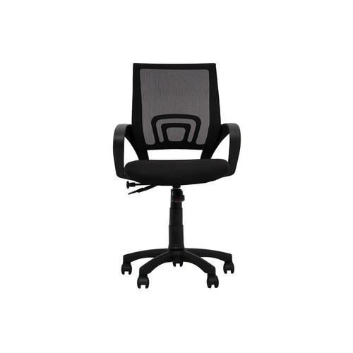 Foto Produk Festiva STAFF ARMED CHAIR AKRA BLACK / Kursi Kantor dari Festiva Furniture
