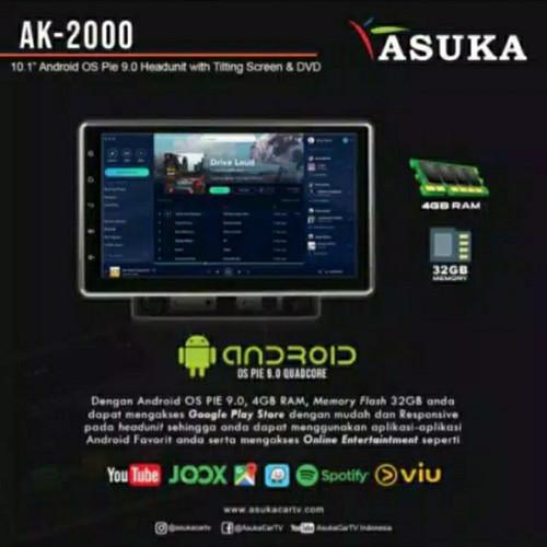 Foto Produk ASUKA AK-2000 dari RF AUDIO SURABAYA