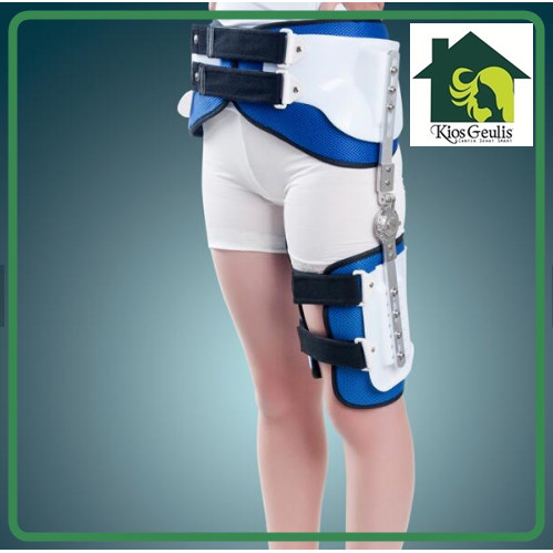 Foto Produk Hip Joint Orthosis Hip Abduction Brace Korset Penyangga Pinggul dari KiosGeulis