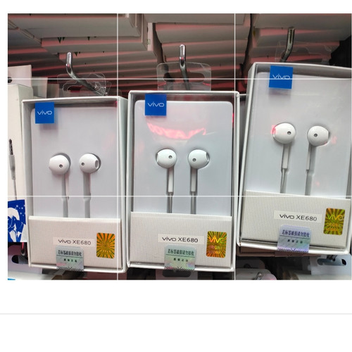 Foto Produk Handsfree Vivo XE680 Ori Earphone Handset Vivo XE680 Ori Earphone dari vivan cell