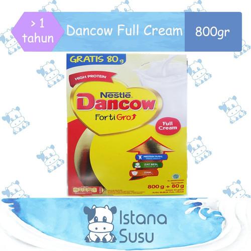 Foto Produk Dancow Full Cream 800gr dari Istana Susu