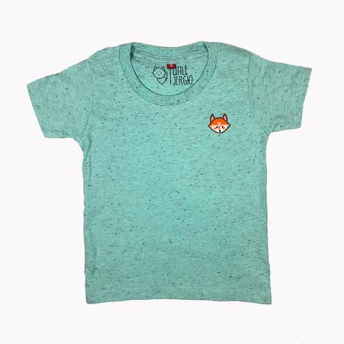 Foto Produk Kaos Polos Anak - Anak Tosca | Galaxy Basic Tee by Little Jergio - SMALL dari Little Jergio