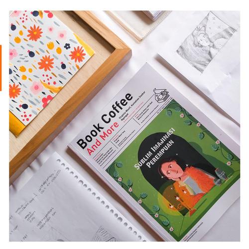 Foto Produk Book Coffee and More Literature Magazine dari Book Coffee and More
