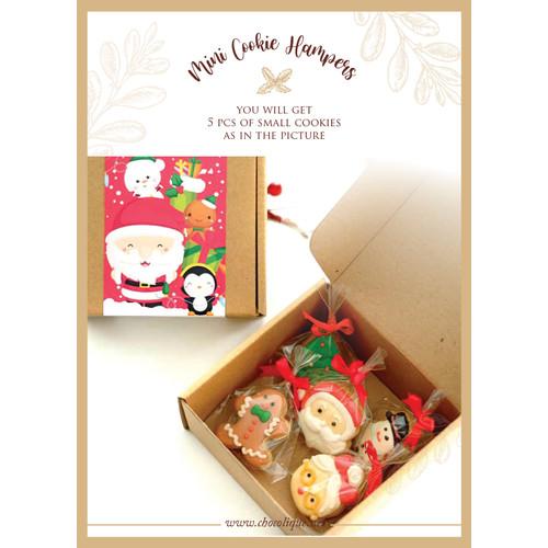 Foto Produk Mini Cookie Hampers Christmas dari Chocolique