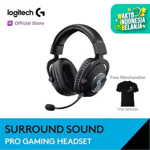 Foto Produk Logitech Pro Gaming Headset dari Logitech G Official
