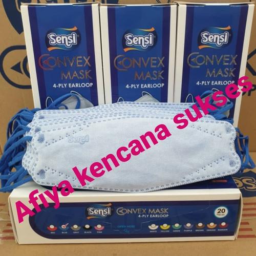 Foto Produk Sensi convex biru / blue dari Afiya Kencana Sukses