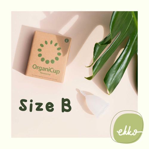 Foto Produk OrganiCup (Size B) - Menstrual Cup dari Ekko Store