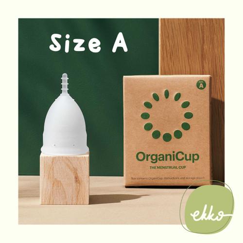 Foto Produk OrganiCup (Size A) - Menstrual Cup dari Ekko Store