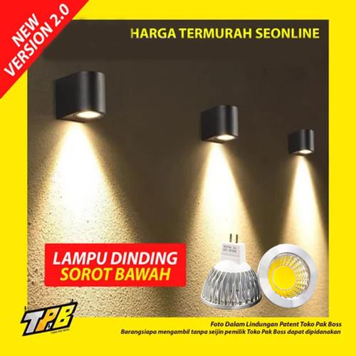 Jual Lampu Dinding Taman Piral Minimalis Outdoor Waterproof H290 H292 Lampu Mr 16 White Jakarta Utara Toko Pak Boss Tokopedia