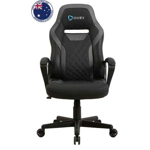 Foto Produk ONEX GX1 Premium Quality Gaming Chair - Hitam dari manekistore
