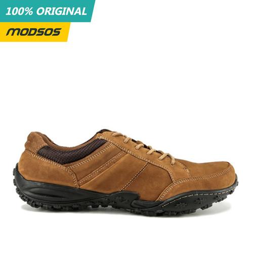 Foto Produk Sepatu Jim Joker Pria Moly 1C Sneakers Tan Original dari Modsos