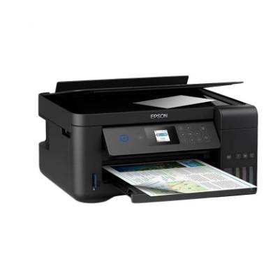 Foto Produk Printer Epson L4160 L 4160 Print Scan Copy Wifi Duplex dari PojokITcom Pusat IT Comp