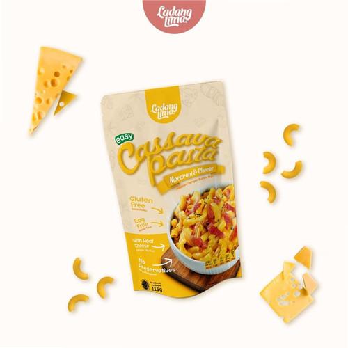 Foto Produk Cassava Pasta Mac & Cheese Ladang Lima dari Kantin Organik