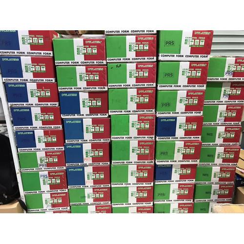 Foto Produk Kertas NCR CF Continuous Form D-Players 1ply Prs DPlayers 1 ply Prs dari PojokITcom Pusat IT Comp