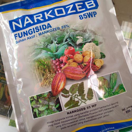 Foto Produk Fungisida Narkozeb 85WP 800gr (Mankozeb Biru) dari Usaha Tani Wsb